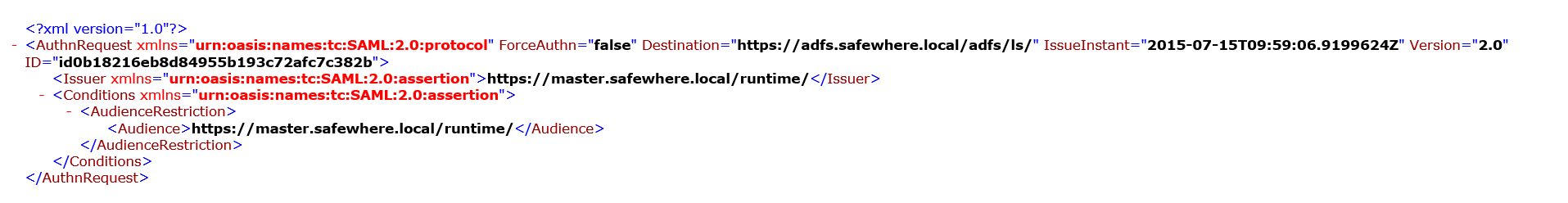 How to customize AuthnRequest by scripting |
