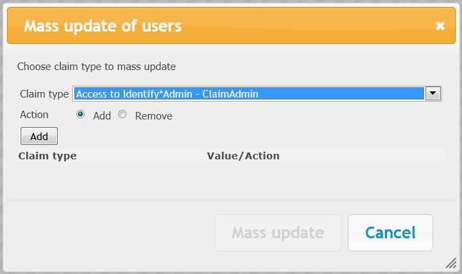 mass update 2